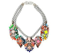 WHOLESALE FASHION JEWELRY ACCESSORIES NEW DESIGN LADY GORGEOUS BLING CRYSTAL BIB STATEMENT NECKLACE COLLAR
