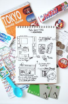 "Japan Travel Diary ""Notre appart à Tokyo"" www.tokyobanhbao.com"
