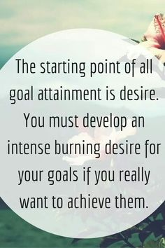 Are you setting good goals?