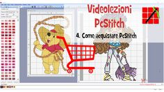 Tutorial PcStitch -  4.  Come acquistare PcStitch