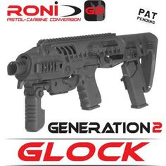 CAA TACTICAL RONI-G2, schwarz