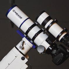 The Meade mm Quadruplet ED APO Astrograph
