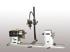 #Circumferential #seam #welding #lathe is designed to serve the small to large-scale circumferential welding  applications...http://goo.gl/wmUAtR