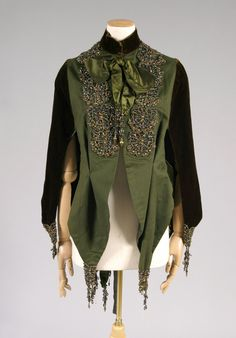 Philadelphia Museum of Art - Collections Object : Woman's Capelet 1880