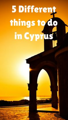 Top 5 things to do in Cyprus