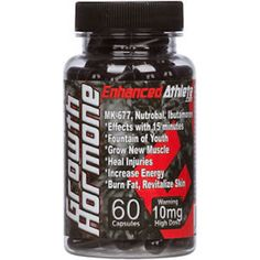 Health And Fitness: Enhanced Athlete Mk-677 - 10Mg Caps - 60 Capsules -> BUY IT NOW ONLY: $85 on eBay!