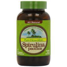 Nutrex Spirulina Pacifica Pure Hawaiian Nature's Multi-Vitamin 500 mg 400 Tablets at Megavitamins Supplement Store Australia. Spirulina Pacifica Pure Hawaiian Supports Total Health for Longevity. Spirulina Pacifica Pure Hawaiian for cardiovascular health.
