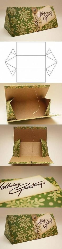DIY Long Gift Box DIY Projects | UsefulDIY.com