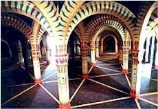"""The """"Labyrinthe des Dragons"""", Peaugres Safari Park, near Annonay, Ardeches, France Mirror Maze, Dragons, Road Trip Europe, Zoo Animals, Beautiful Paintings, Sacred Geometry, The Places Youll Go, To Go, Architecture"""