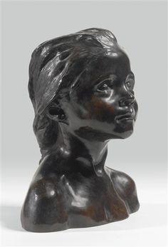 Camille Claudel, Jeanne enfant ou La petite châtelaine (1892-1896)