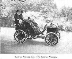 1901 Columbia Electric Victoria
