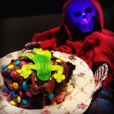 Mud pie Halloween edition!