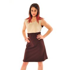 L'Atelier colour block dress £45