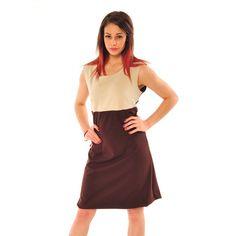L'Atelier colour block dress £45