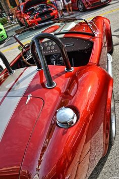 Shelby Cobra AC Nice looking KitCar this one, great choice in colour.