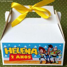Festa Toy Story da Helena.