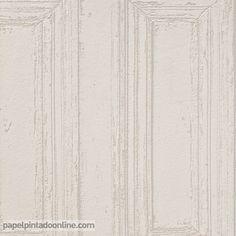 papel pintado metaphore mte imitacin puerta o pared de madera con molduras colocadas de