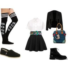 """""""Webseries: Director Outfit 1"""" by reshelle-denae-tusing on Polyvore"""
