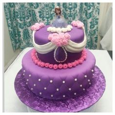 sophia the first cakes
