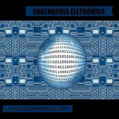 ENGENHARIA ELETRÔNICA – Desenvolvimento de componentes, equipamento e sistemas eletroeletrônicos, utilizados na área de automação industrial, sistemas de potência, bioengenharia e eletrônica de consumo.            Atuação: Projeto, consultoria, manutenção