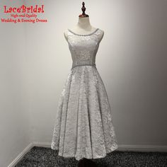 Find More Evening Dresses Information about Real Gray A Line Pearls Crystal Applique Lace Evening Dresses 2016 Formal Lace Up Party Prom Gowns Formal Women vestido TE198,High Quality gown formal,China prom gown Suppliers, Cheap evening dress 2016 from do dower LaceBridal Store on Aliexpress.com