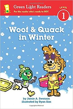 Winter is coming! Quack has decided he is absolutely not flying south this winter. He wants to play in the snow, sled, skate, and build snow ducks. His pal Woof is skeptical but goes along with the scheme until—BRRR!—Woof insists he's flying south. Freestyle Swimming, Quiz Names, New Children's Books, Books 2018, Winter Is Coming, Books Online, Childrens Books, How To Find Out, Reading