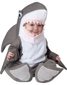 Baby Bite Size Shark Costume