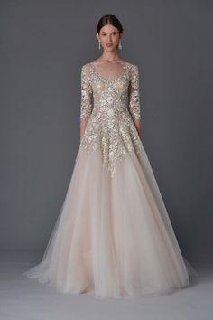 Marchesa Bridal 2017 Spring Wedding Dresses