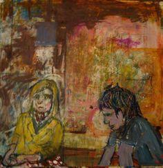 Teacher Workshops, Social Realism, Great Artists, Landscape Paintings, Figurative, Portrait, Artwork, Masks, Studio