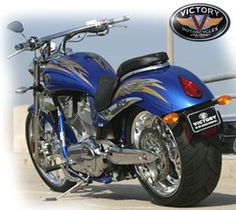 Victory Motorcycle - I'll take one of these please