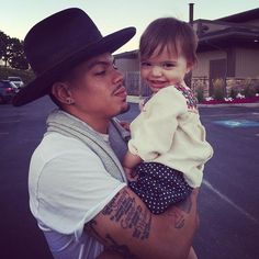 Pin for Later: Ashlee Simpson's Daughter Is as Cute as a Button in New Family Photos