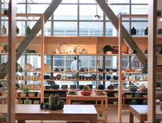 Heath Ceramics, Sausalito. Stop by for a factory tour and pick-up a deeply-discounted  ceramic piece from their shop.