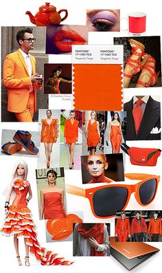 Will you be incorporating tangerine into your event palette this Spring?