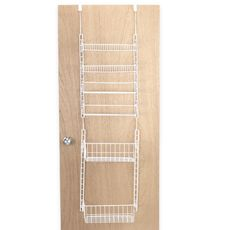 Over-the-Door Large Pantry Rack from Bed Bath and Beyond. 34.99