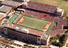 Champaign, Illinois - Memorial Stadium (Illinois)