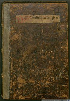 Malleus Maleficarum 15th cent. manuscript