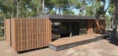 130 m2 energiezuinig woonoppervlak voor €38.000,- Dat is het PopUpHouse.