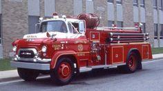 ◆Cherry Hill Township, ?? FD GMC Pumper◆
