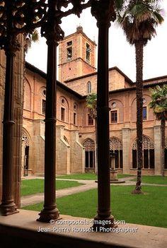 NajeraMonestir de Santa Maria La Real La Rioja  Espanya