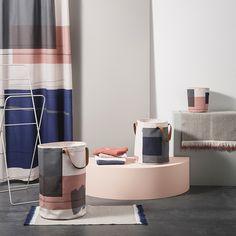 Color Block Laundry Basket design by Ferm Living
