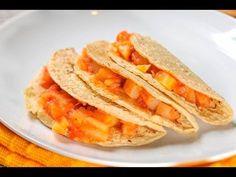 Tacos de papa - YouTube