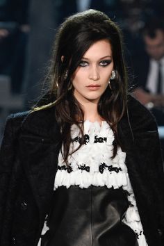 Bella Hadid - Chanel Pre-Fall 2016 Beauty