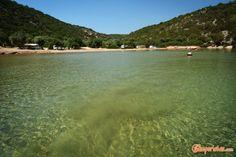 La costa da Astakos a Lefkada | Camperistas.com