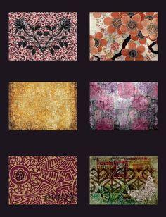 Grafiche realizzate per stampare eco pelle per la ditta SENSO CREATIVO che fanno borse, zaini, valige e altri accessori simili.
