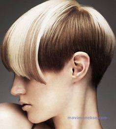 Kısa Saç Modelleri 2016