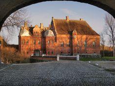 Skaføgaard Castle, Denmark