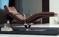 Chaise Lounge Recliner by Rolf Benz Sit Back & Relax: 10 Sleek, Comfortable Modern Recliners