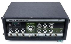 Roland RE-201 Space Echo | Vintage Synth Explorer