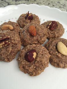 Puedes Cookie Recipes, Vegan Recipes, Dessert Recipes, Desserts, Coconut Cookies, Sin Gluten, Gluten Free, Healthy Sweets, Cupcake Cookies