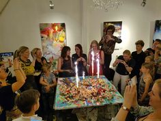 Eat-Art Three om van te smullen @grachtengalerie